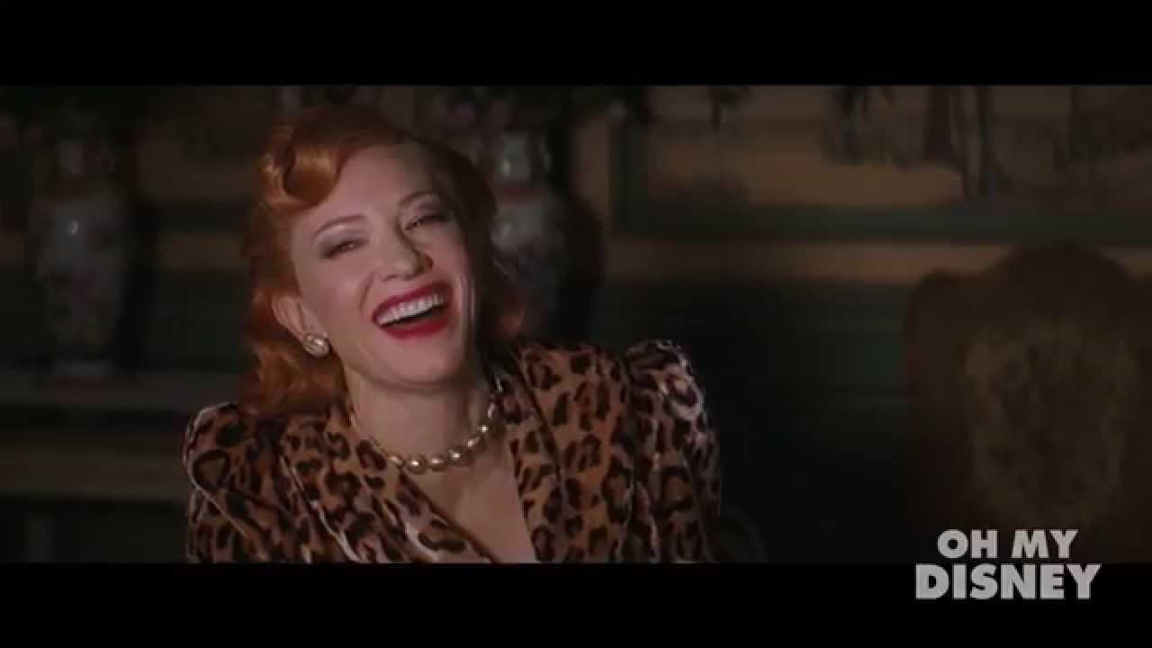 Disney Villains Most Manaical Laughs – Disney's Cinderella