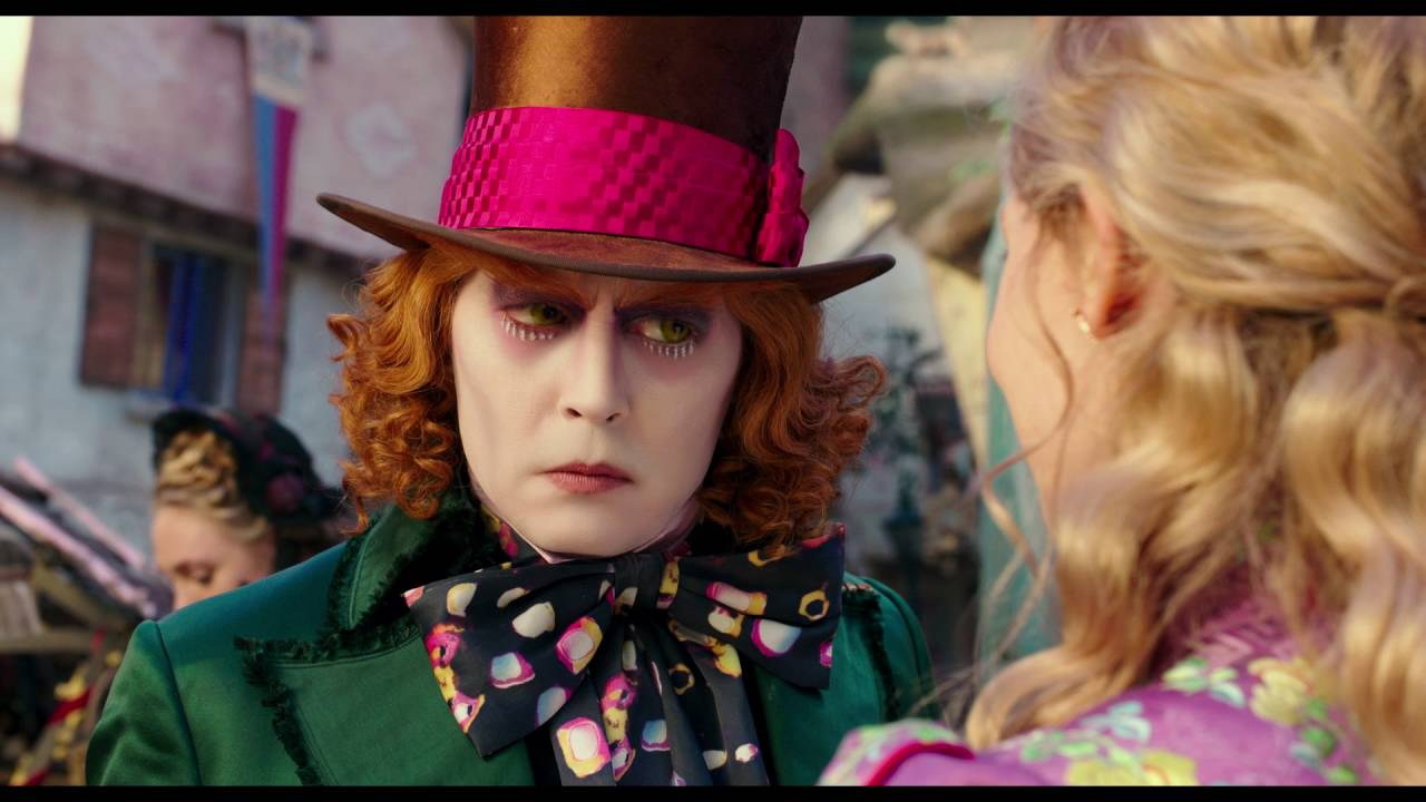 """Disney's Alice Through The Looking Glass – """"Meet Young Hatter"""""""