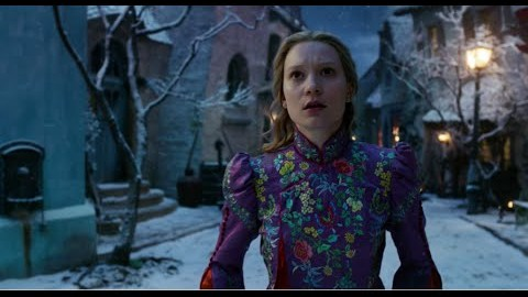 Disney's Alice Through The Looking Glass – In Theaters May 27!
