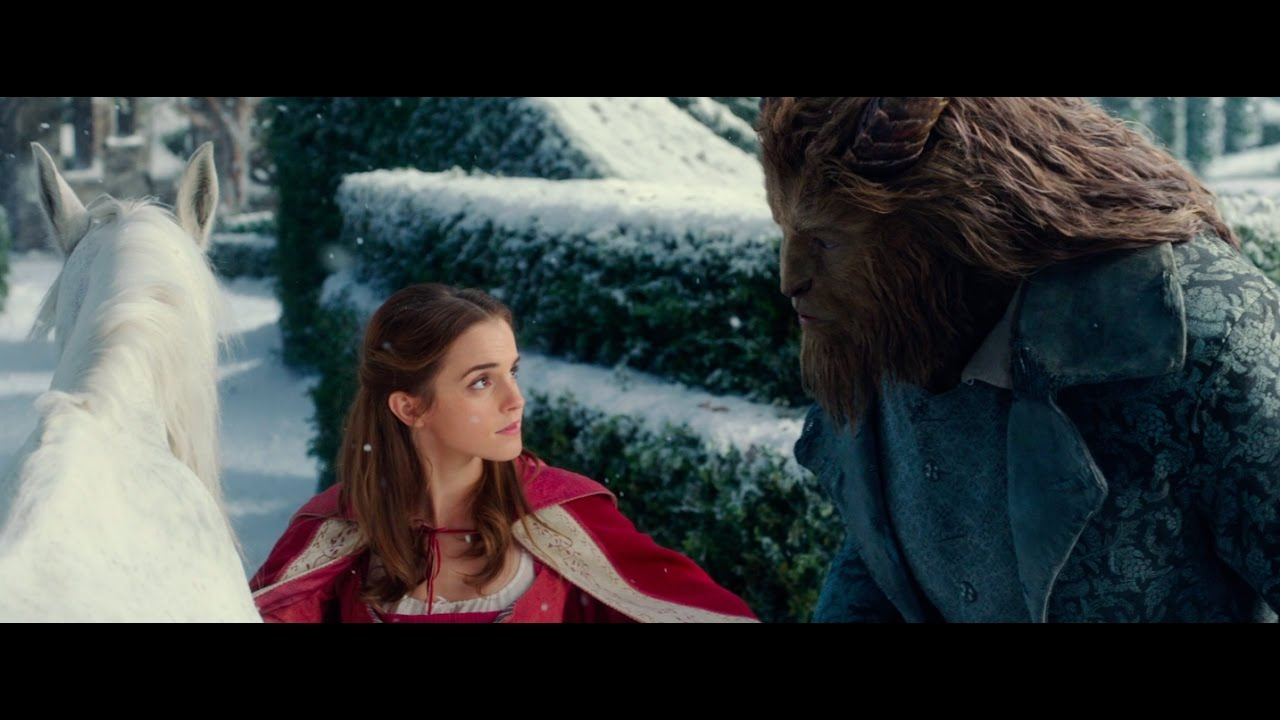 Disney's Beauty and the Beast – Golden Globes TV Spot