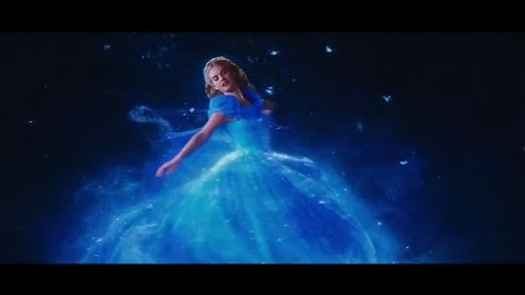 Disney's Cinderella is Now Playing