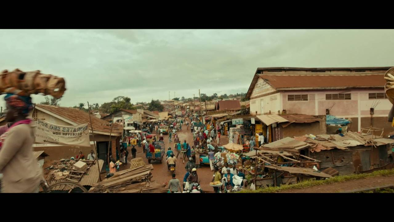 "Disney's Queen Of Katwe – ""Champion"""