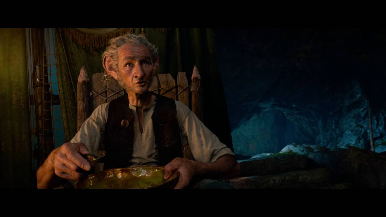 "Disney's The BFG – ""Giant Speak"""