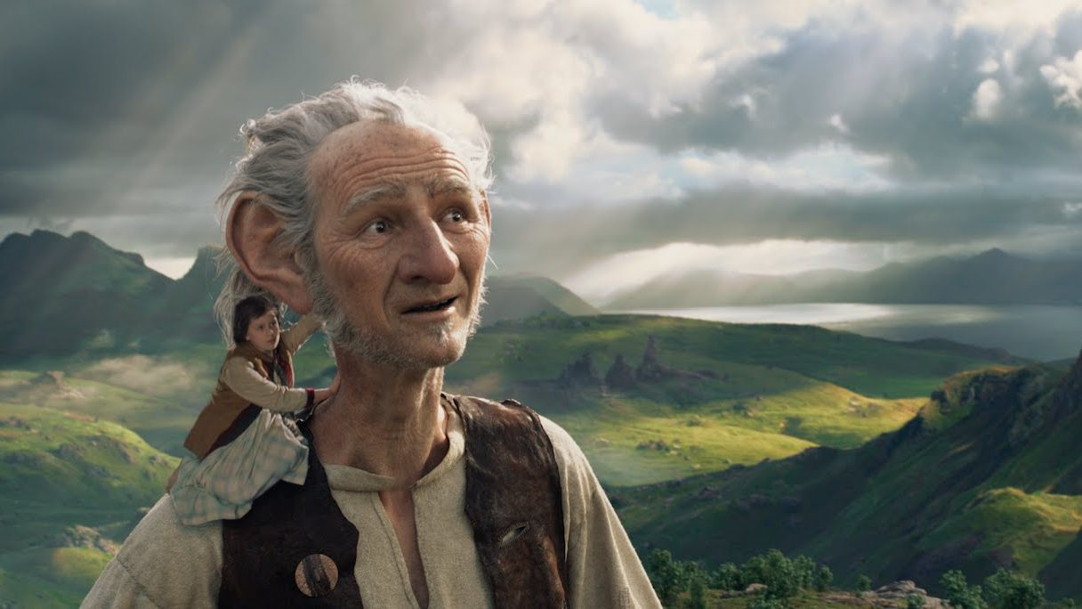 Disney's The BFG – Official Trailer 2