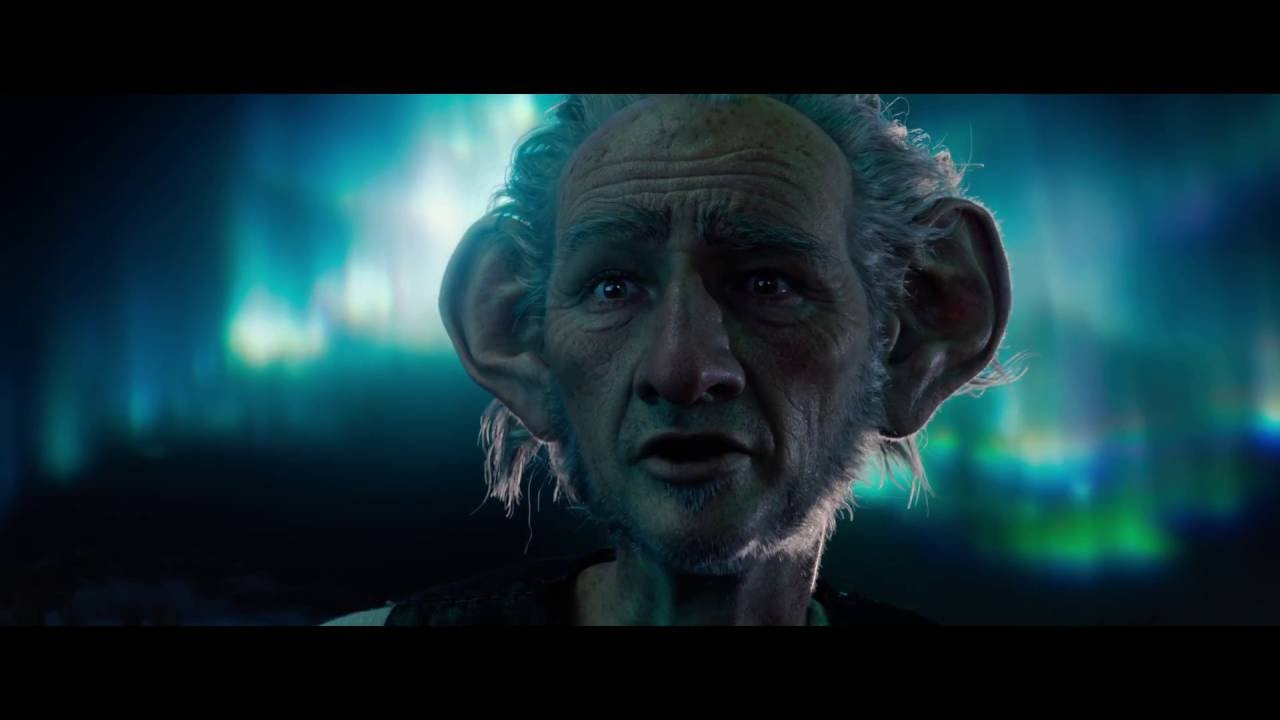 """Disney's The BFG – """"Trying To Catch A Phizzwizard"""""""