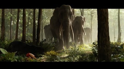 Disney's The Jungle Book – In Theatres Tonight!