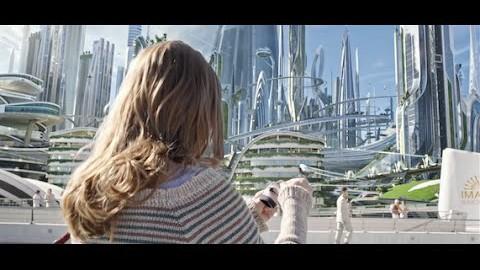 Disney's Tomorrowland – Official Trailer 3