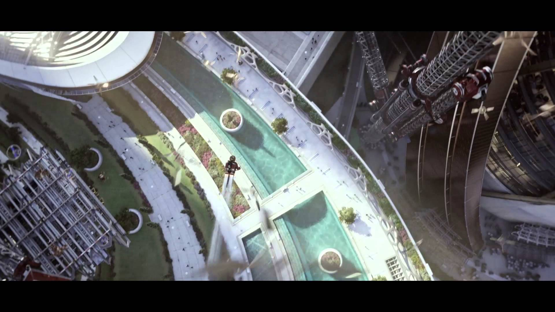 Disney's Tomorrowland – Vision Of Tomorrow Featurette