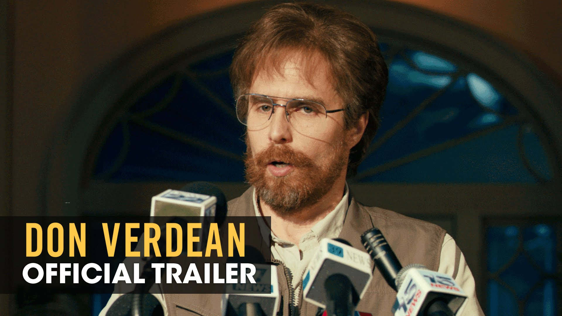 DON VERDEAN (2015 Movie – Directed by Jared Hess, Starring Sam Rockwell) – Official Trailer