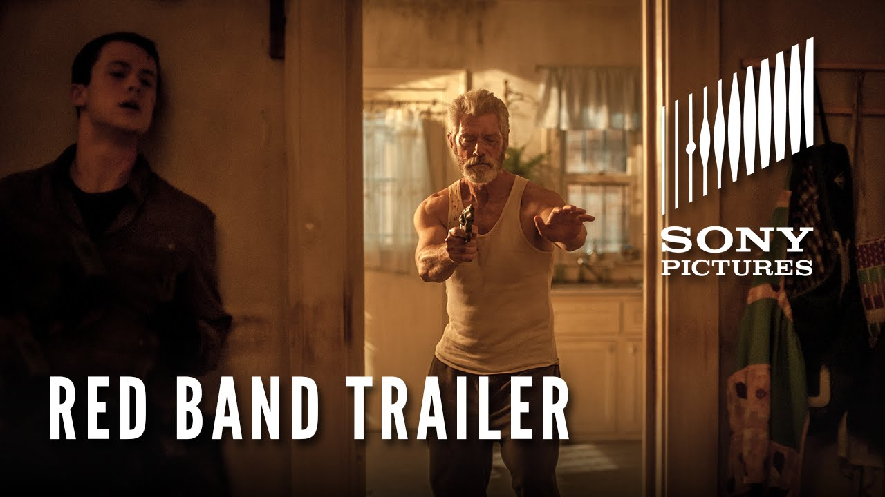 DON'T BREATHE – Official Red Band Trailer (In Theaters August 26)