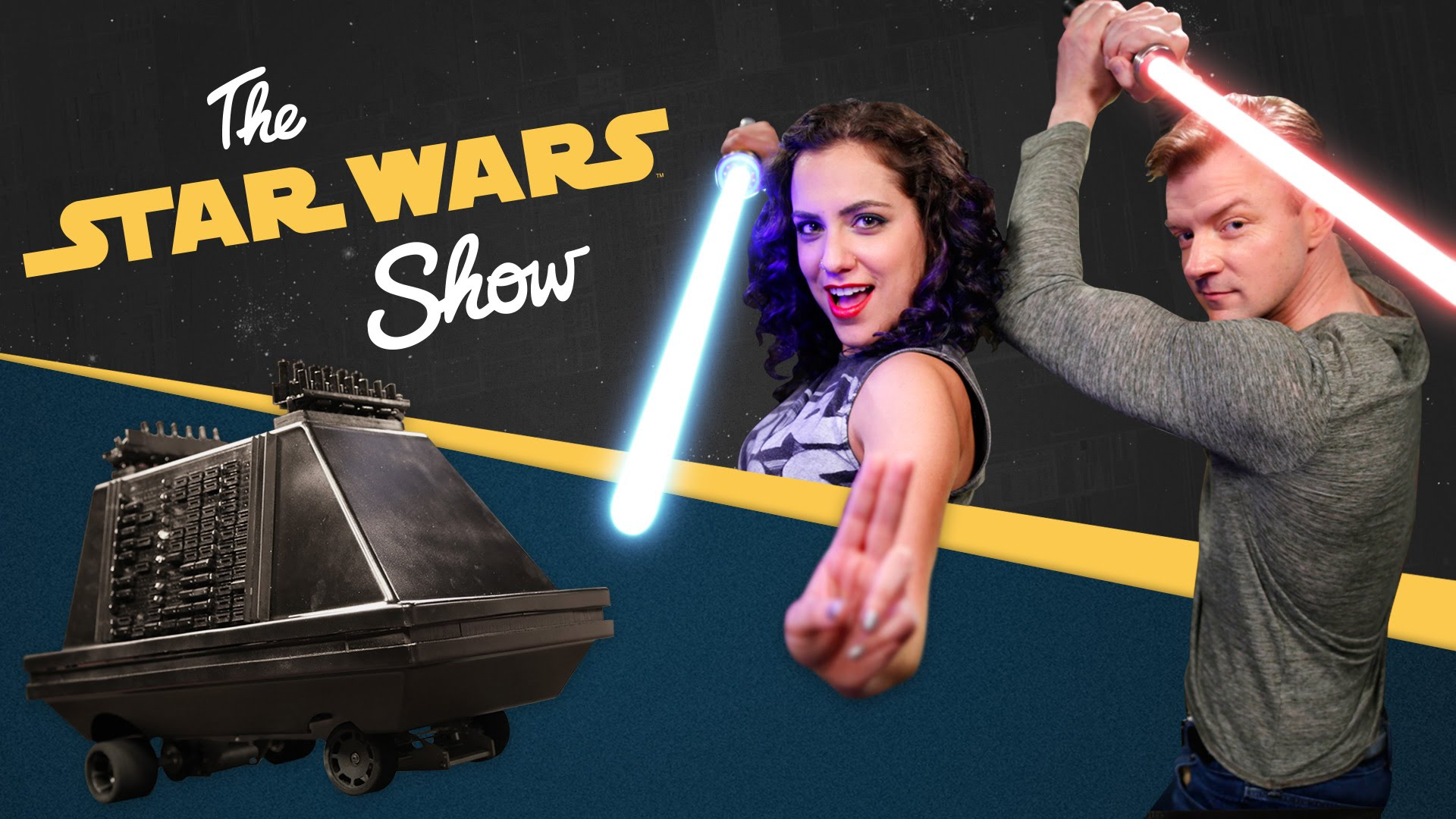 Duncan Jones, The Best of Star Wars Day, and Celebration Europe News | The Star Wars Show
