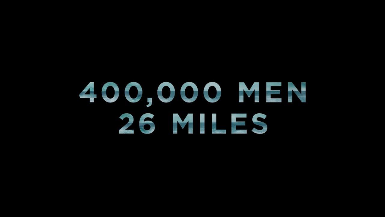 DUNKIRK – 26 MILES
