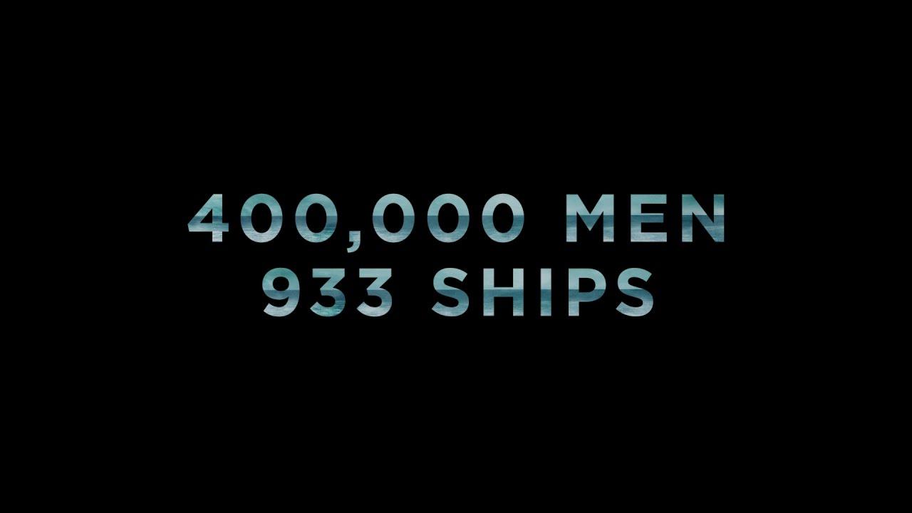DUNKIRK – 933 Ships