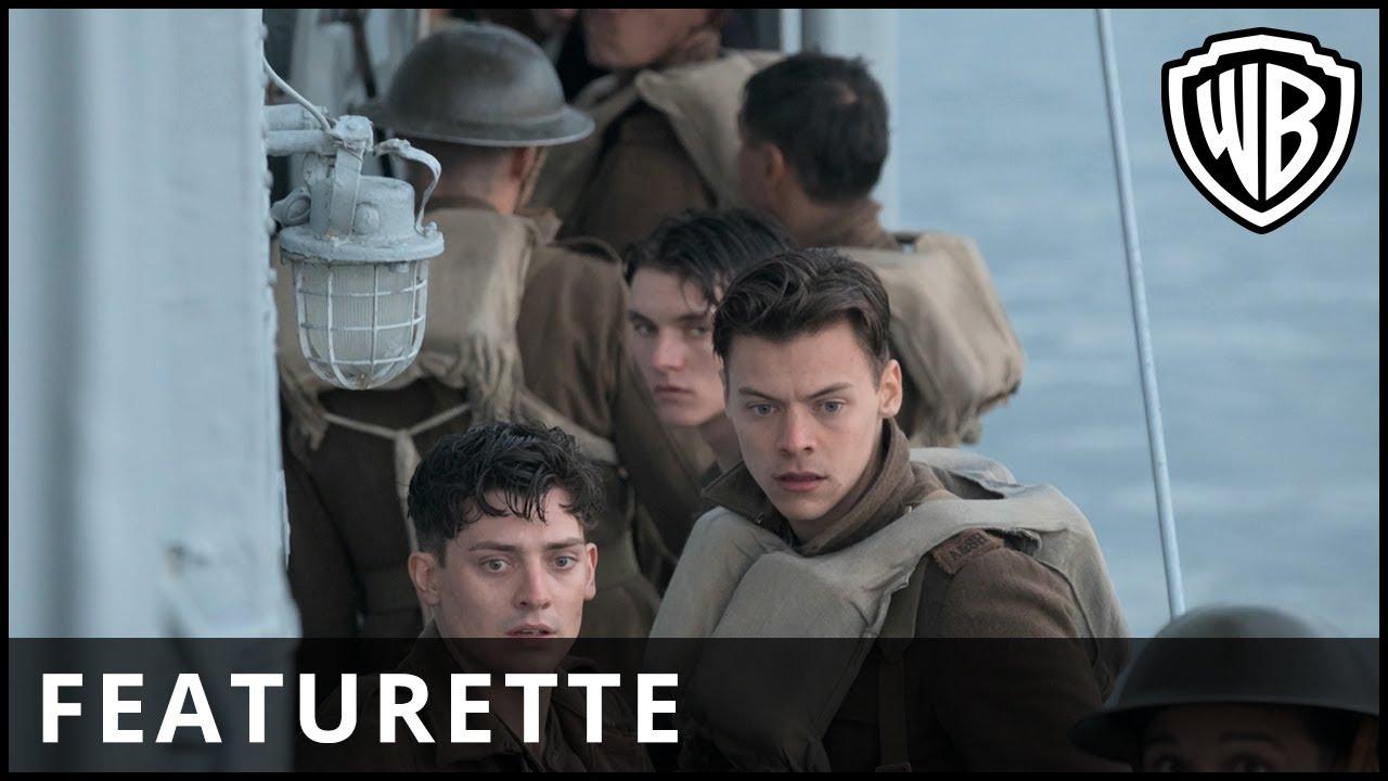 Dunkirk – Intense Ride Featurette – Warner Bros. UK