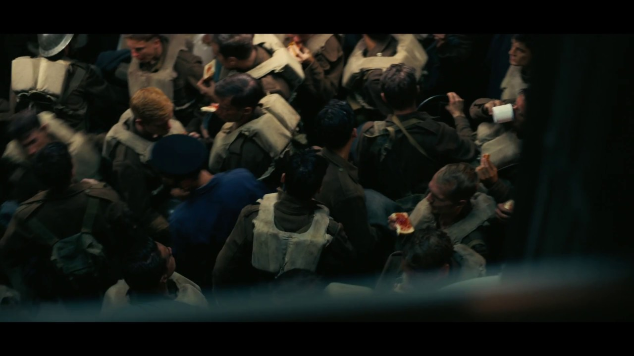 DUNKIRK – Trapped :15 TV Spot