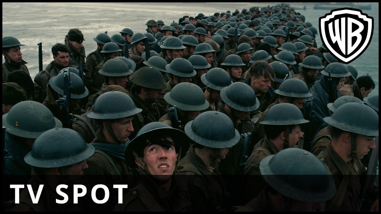 Dunkirk – Weapon: 30 TV Spot – Warner Bros UK
