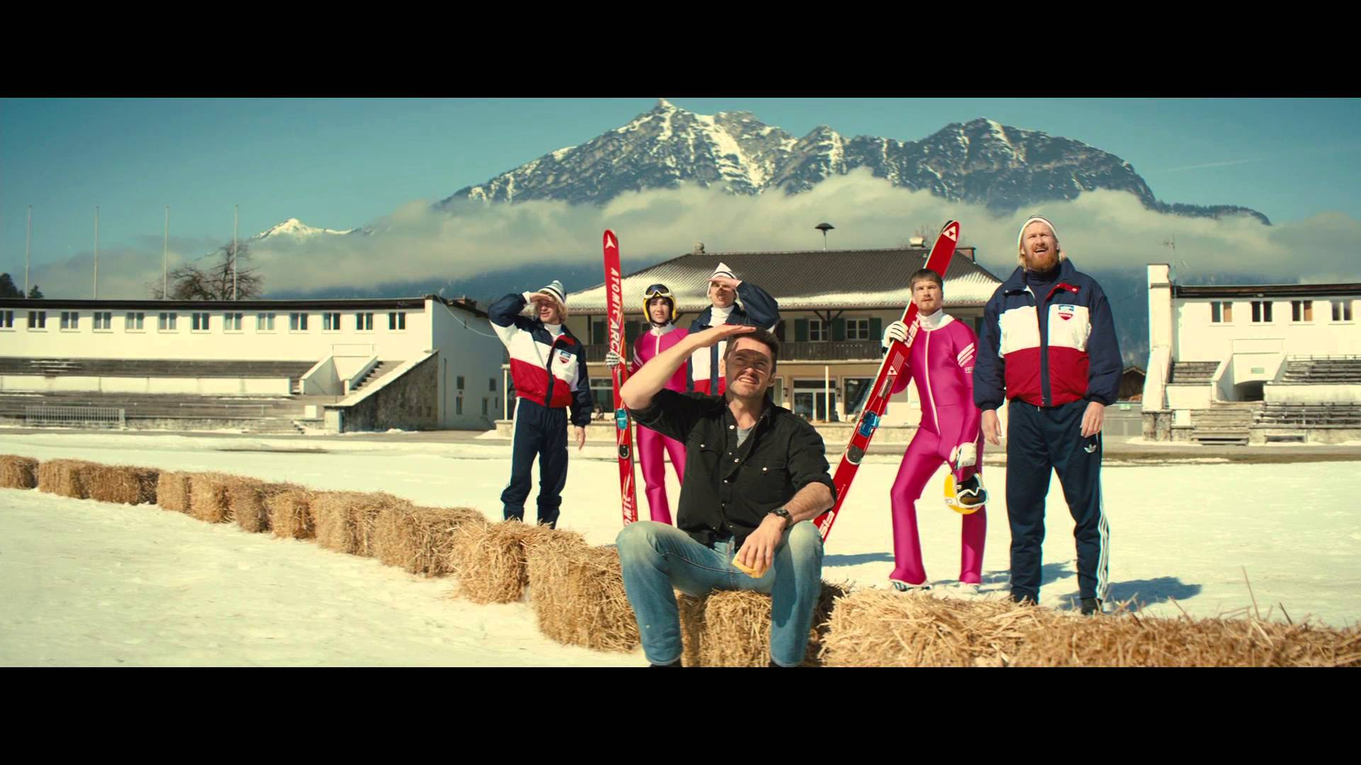 Eddie the Eagle – Chicken Clip