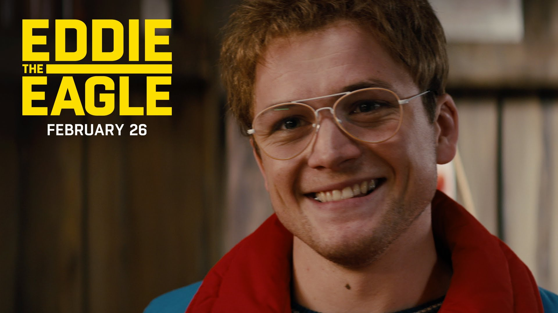 "Eddie the Eagle | ""Eddie's Speech"" Clip 