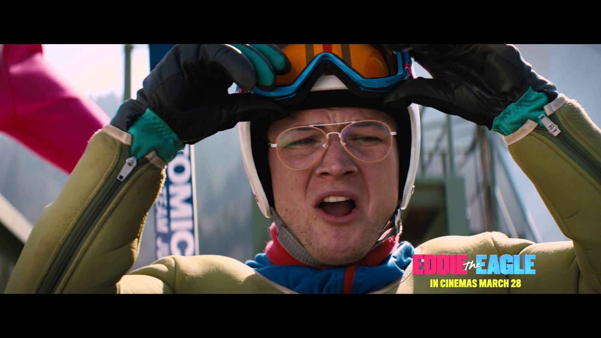 Eddie the Eagle – in cinemas March 28