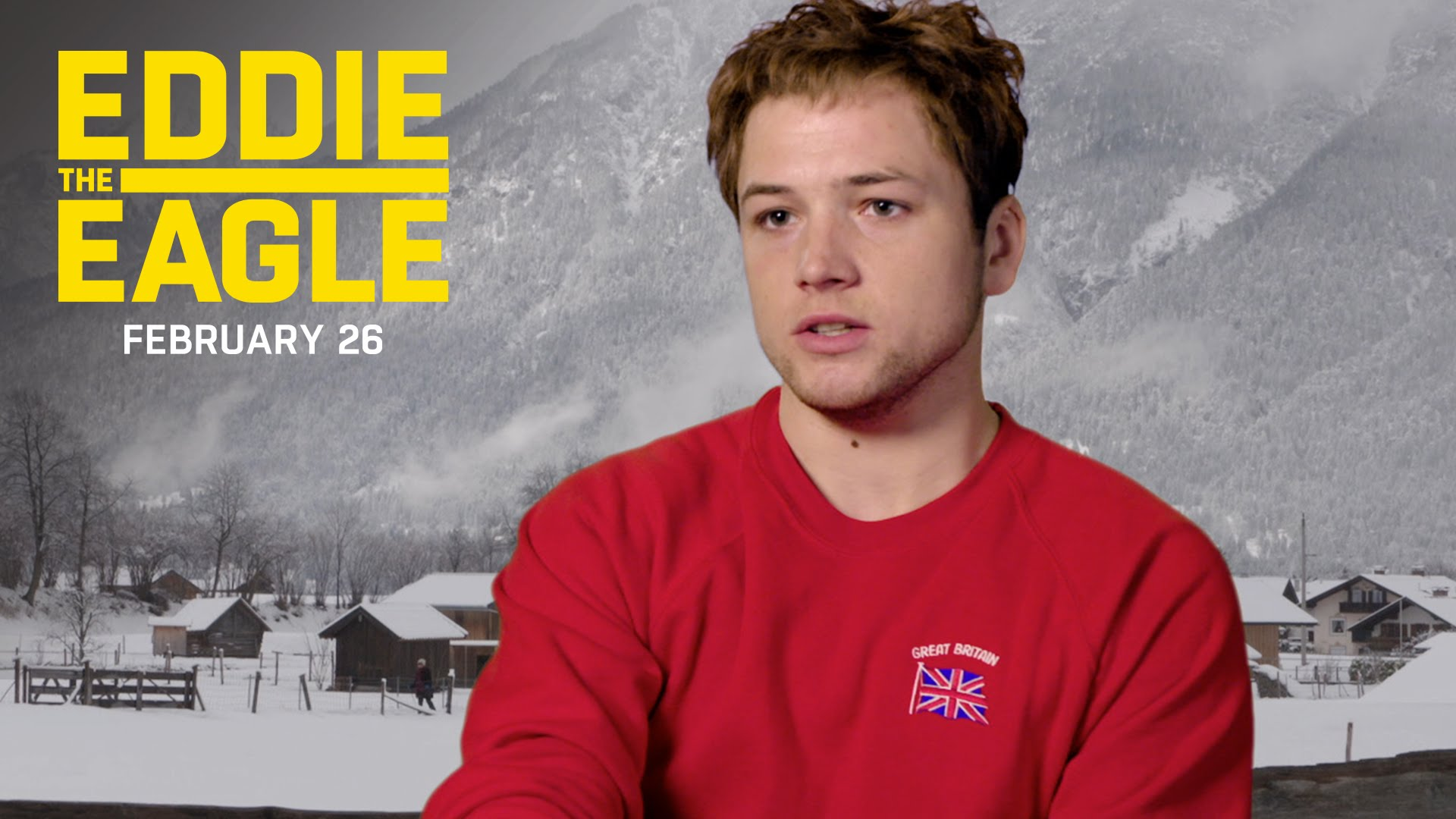 """Eddie the Eagle 