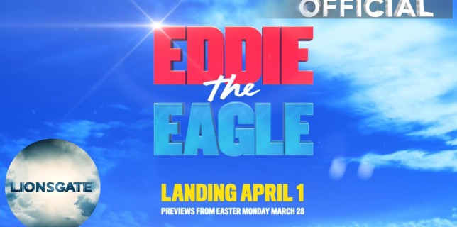 Eddie the Eagle – Sport relief / Hugh Jackman & Taron Egerton