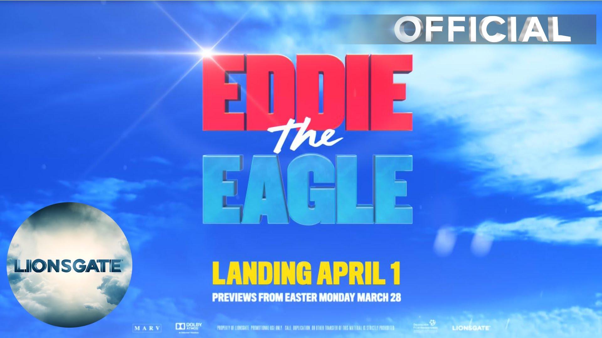 Eddie the Eagle – Sport relief / Hugh Jackman & Taron Egerton