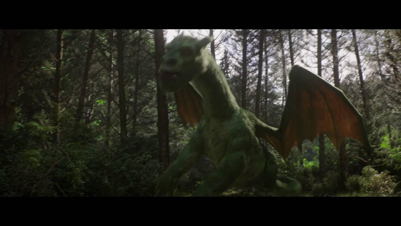 """Elliot Takes Pete for a Ride"" Clip – Disney's Pete's Dragon"