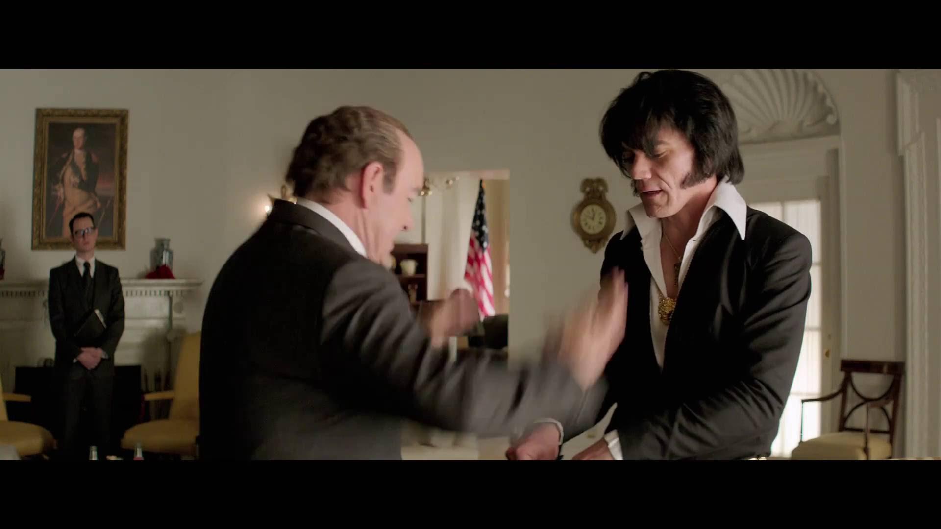 Elvis & Nixon – OFFICIAL TRAILER
