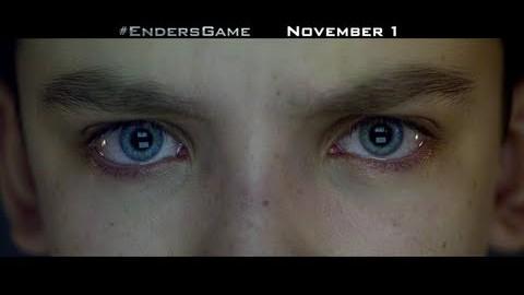 "ENDER'S GAME — ""Ender's Army"" — 2013 — Official Film Clip"
