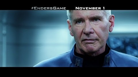"ENDER'S GAME – ""Morality"" – 2013 – Official Commercial"