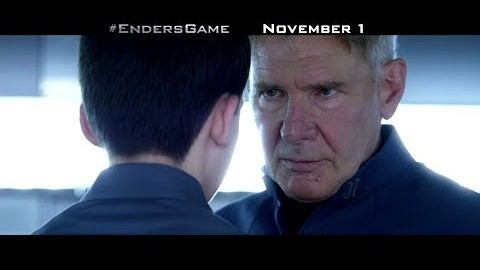 """ENDER'S GAME – """"Truth"""" – 2013 – Official Commercial"""