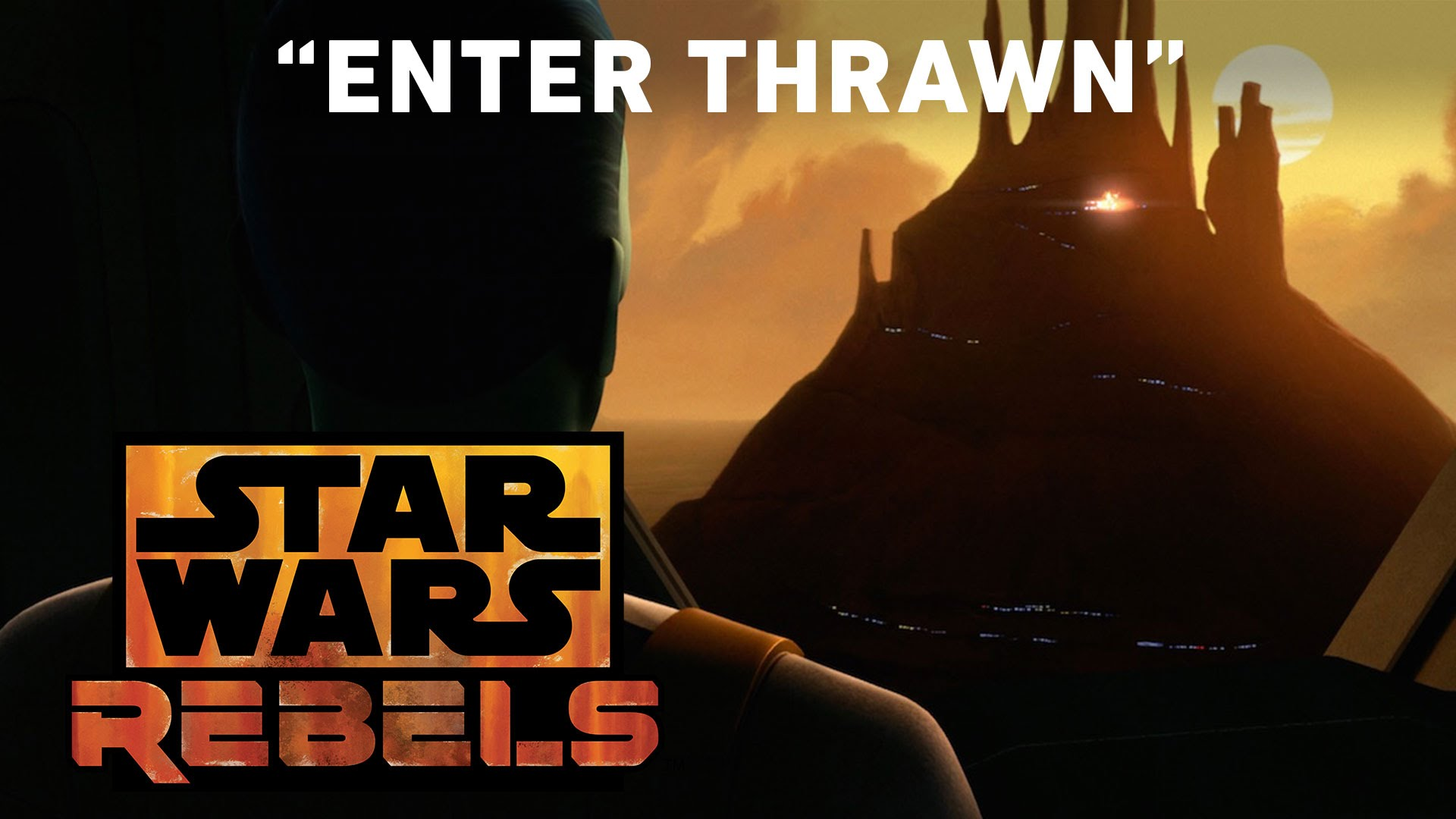 Enter Thrawn | Star Wars Rebels