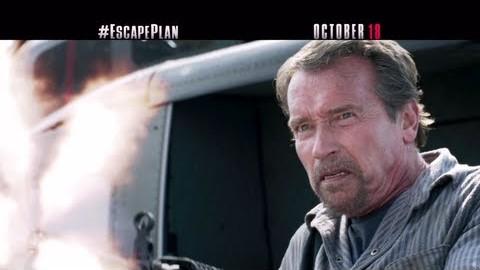 """ESCAPE PLAN – """"Framed"""" Commercial"""