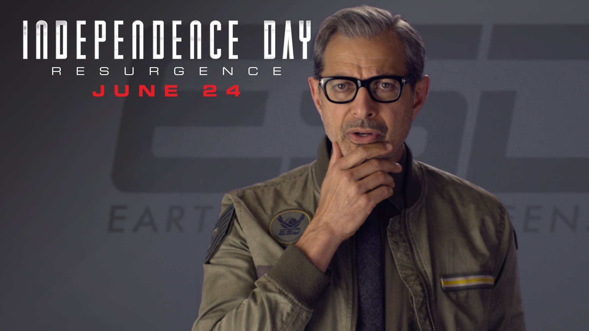 ESD Space Alien Alert | Independence Day: Resurgence
