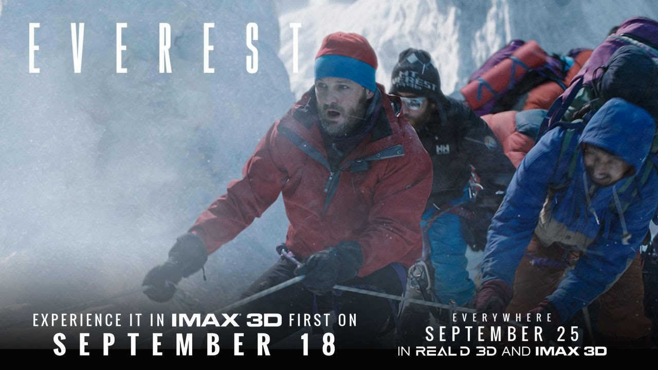 "Everest – Featurette: ""Rob Hall"" (HD)"