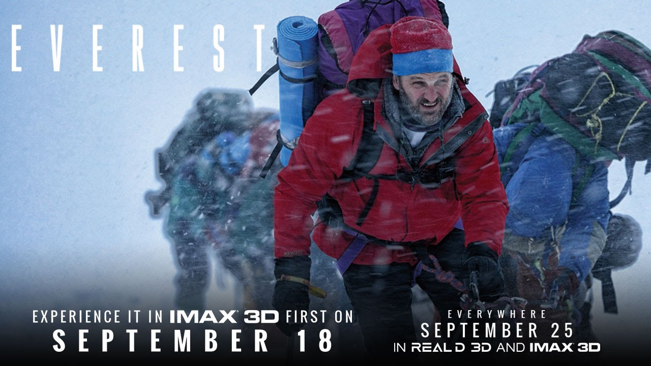Everest – In Theaters September 18 (TV Spot 8) (HD)