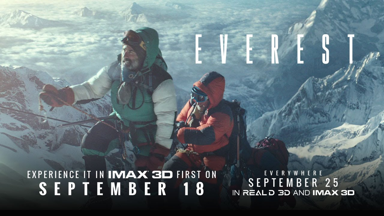 Everest – In Theaters September 18 (TV Spot 2) (HD)