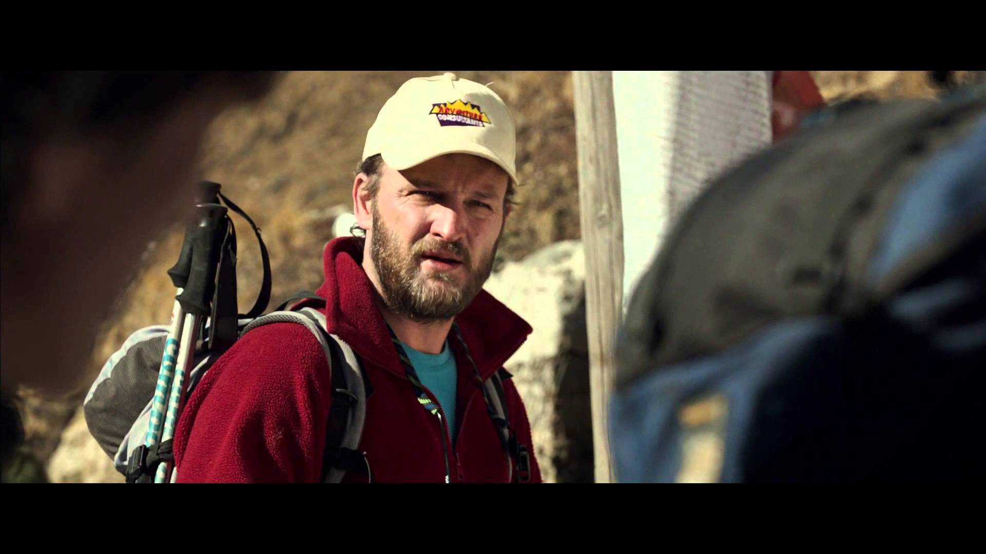 Everest – Jason Clarke talks about Rob Hall (Universal Pictures)