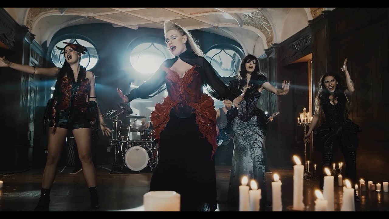 EXIT EDEN – Unfaithful (Rihanna Cover) – Napalm Records ...