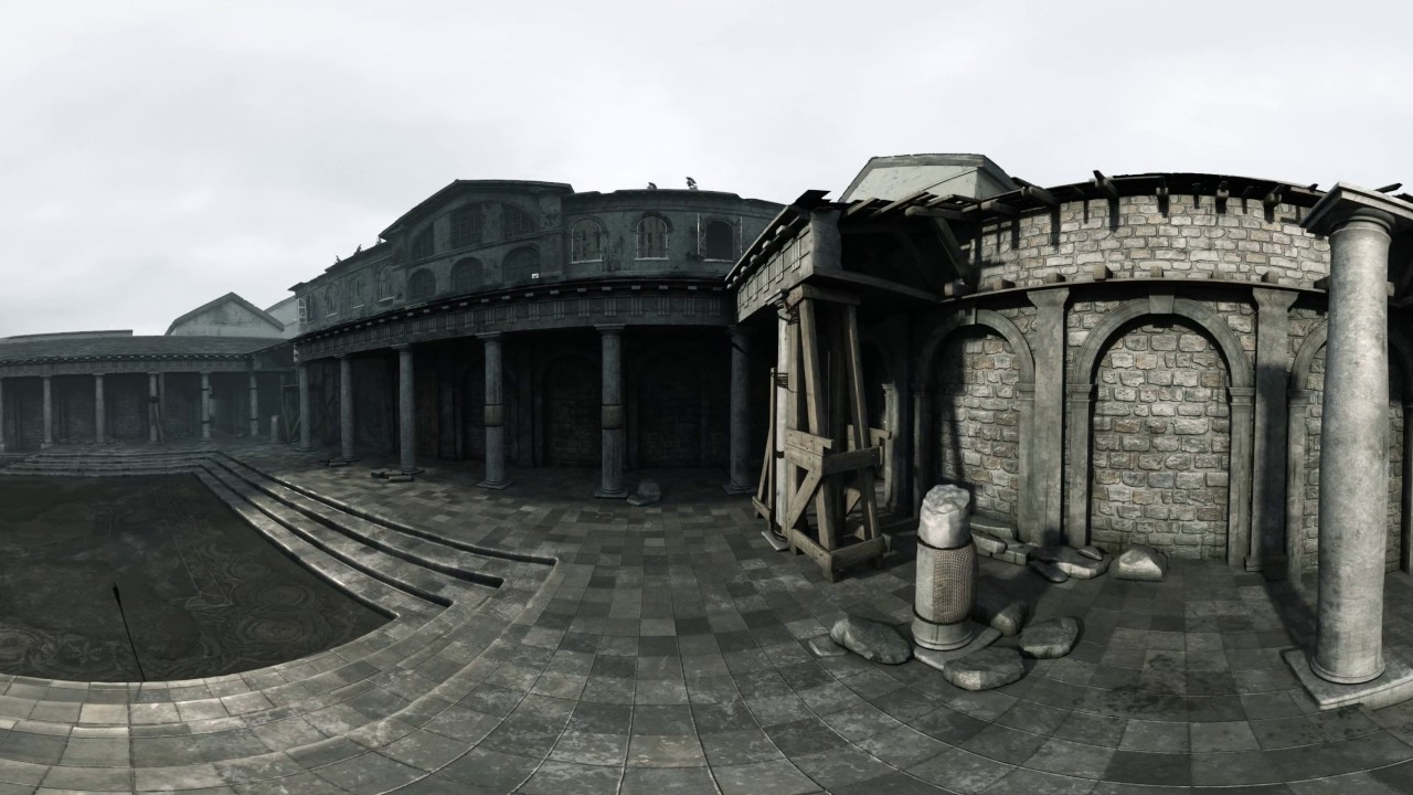 Explore King Arthur in 360