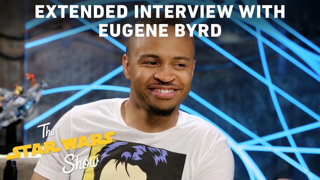 Extended Interview With LEGO Star Wars: The Freemaker Adventures' Eugene Byrd