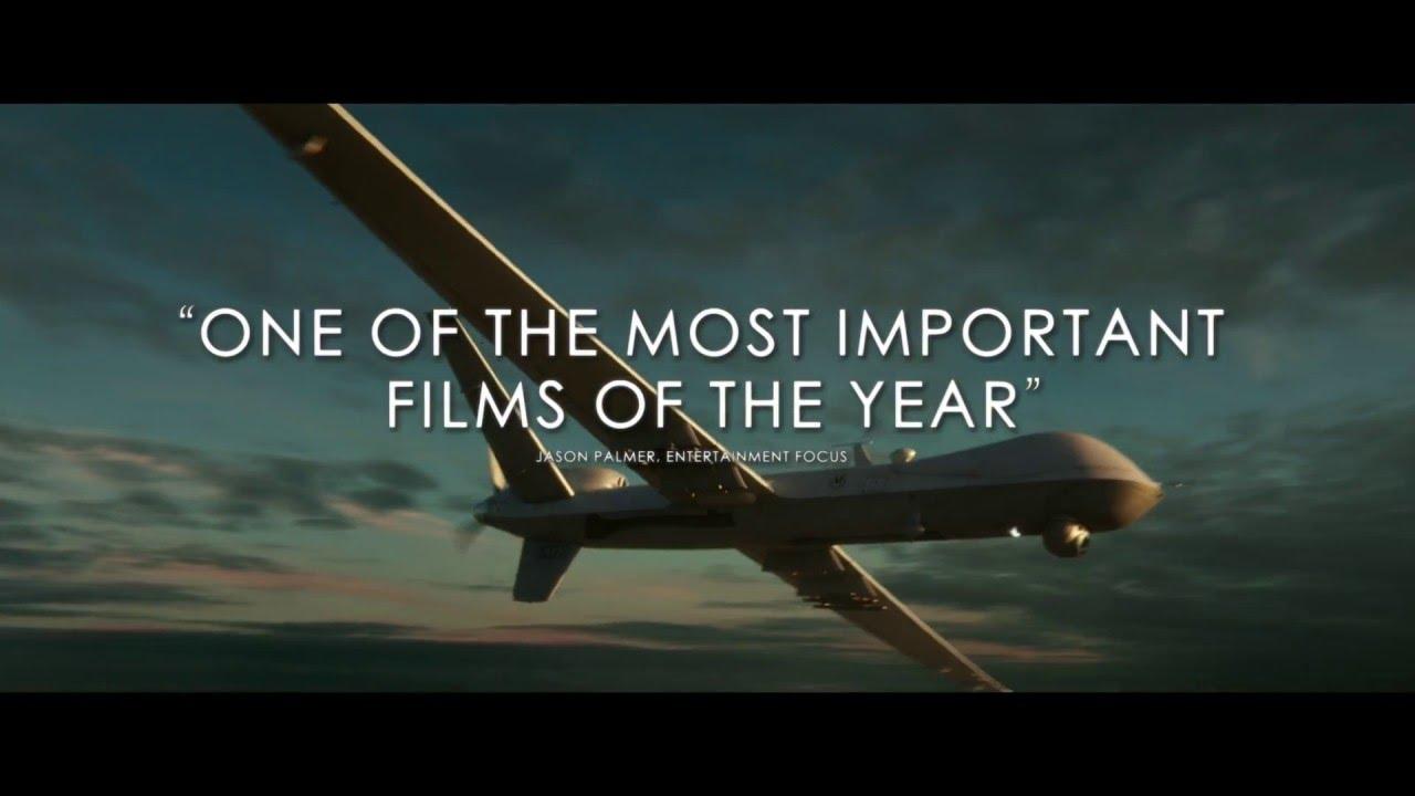 "EYE IN THE SKY – OFFICIAL ""CAST"" TV SPOT [HD]"