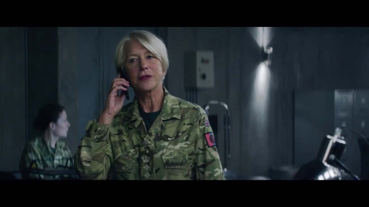 """EYE IN THE SKY – OFFICIAL """"MISSION"""" TV SPOT [HD]"""