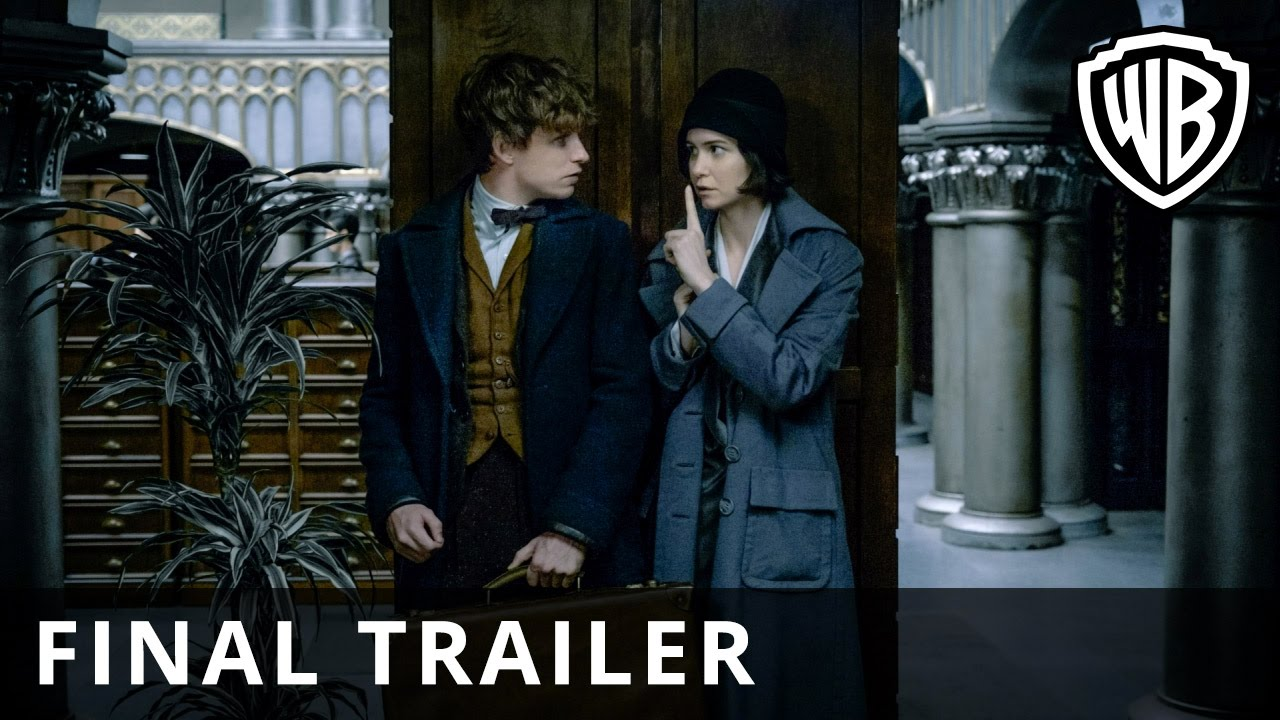 Fantastic Beasts and Where to Find Them – Final Trailer – Official Warner Bros. UK