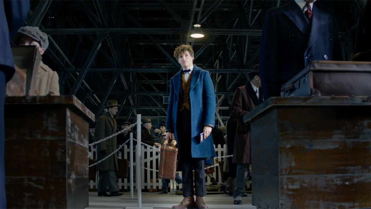 Fantastic Beasts and Where to Find Them – A New Hero Featurette [HD]