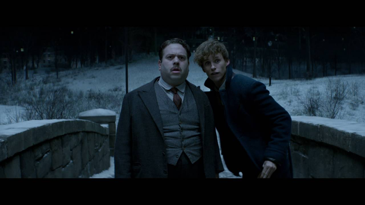 Fantastic Beasts and Where to Find Them – Comic-Con Trailer [HD]