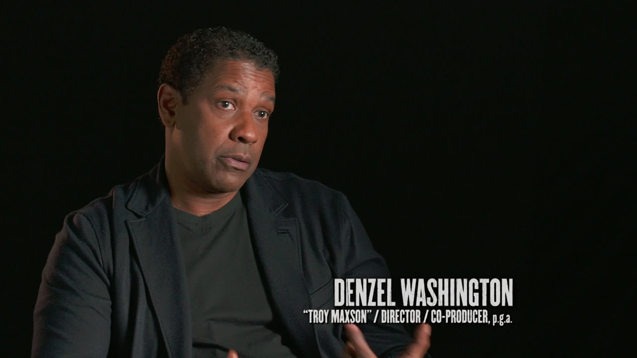 "Fences (2016) – ""Denzel as Director"" Featurette  – Paramount Pictures"