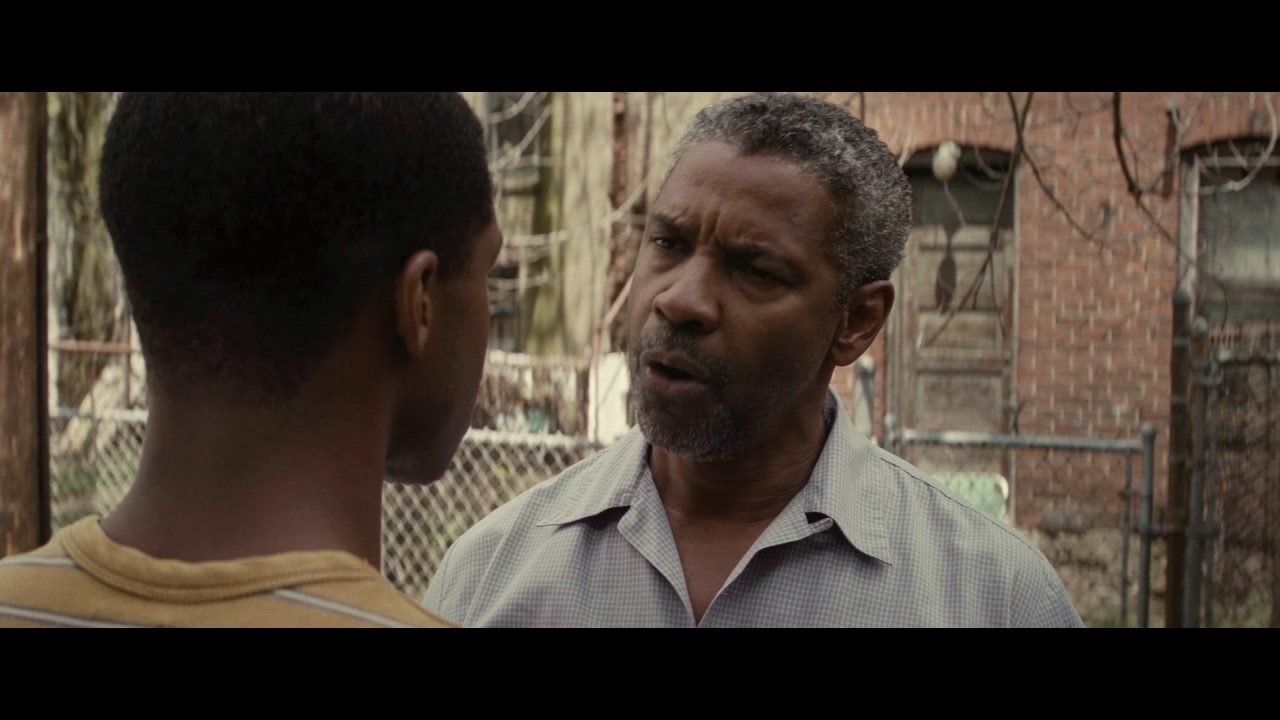 """Fences (2016) – """"Why Don't You Like Me"""" Clip – Paramount Pictures"""