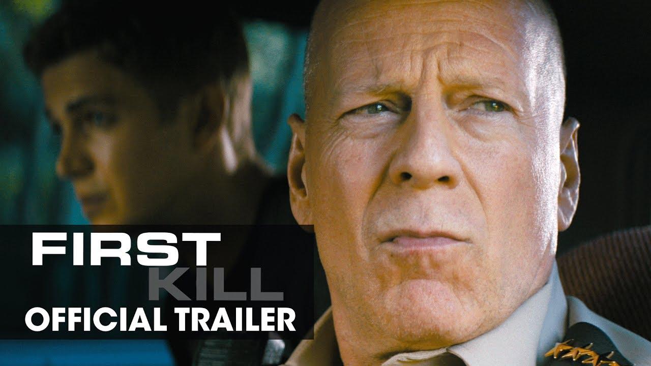 First Kill (2017 Movie) Official Trailer – Bruce Willis, Hayden Christensen