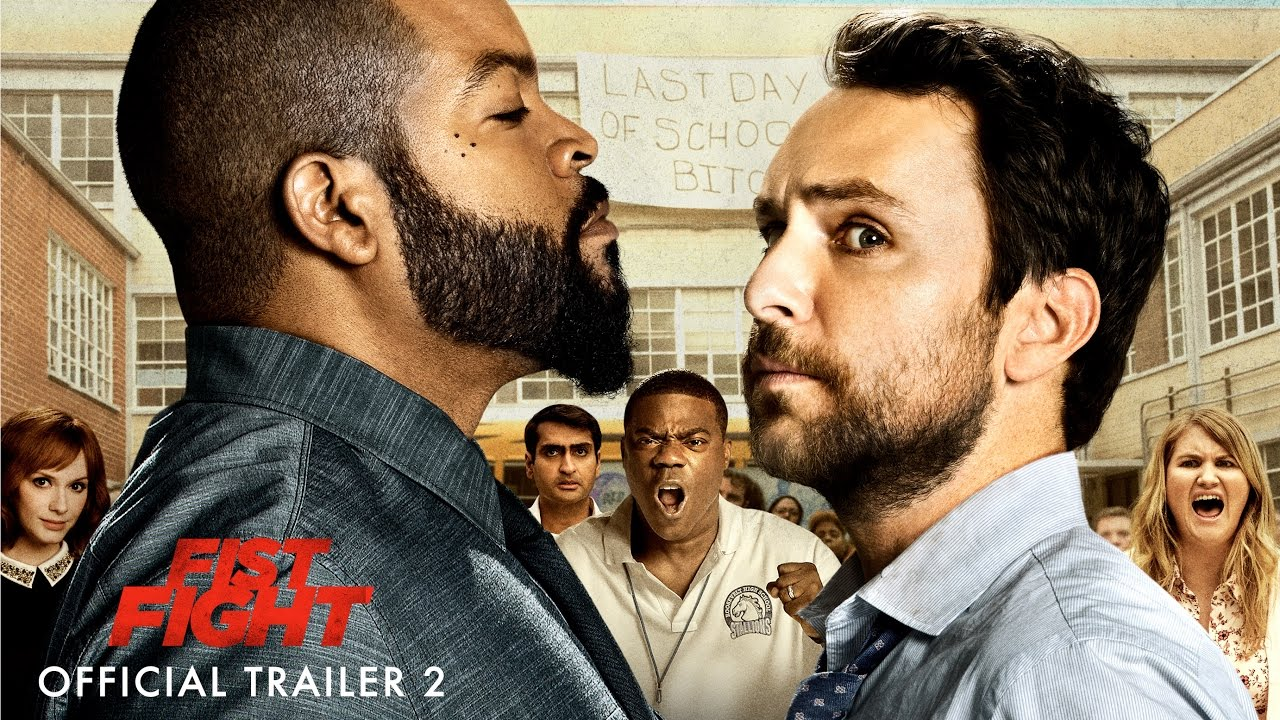 FIST FIGHT – Official Trailer #2